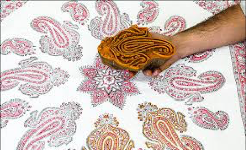 L'art de Ghalamkar